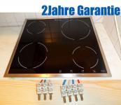 Bauknecht EK 5460 Kochfeld m.Schott Ceran® Fläche = Whirlpookl AKR101.Ikea HOB425