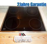 Zanussi ZC 6675 X Glaskeramik Kochfeld = Privileg GK 504000.Edelstahl.