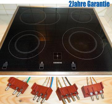Siemens EKT731SE Kochfeld m.Schott Ceran® Fläche.EK74150.2x Zweikreis Version