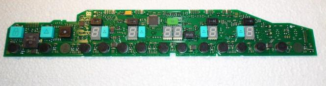 EGO 75.13050.391 V1.62 Kochfeld Steuerungselektronik BSH 9000086419 YL147-91