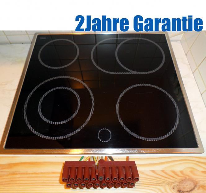 zanussi zk661 x glaskeramik kochfeld privileg gk 504011. Black Bedroom Furniture Sets. Home Design Ideas