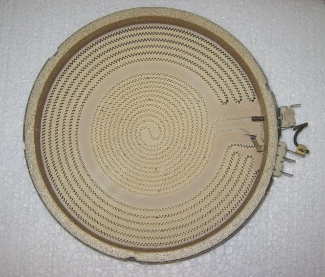 Ø23cm HiLight Zweikreis - Whirlpool AKR105 Bauknecht EKV 5460,3460.Hob 422