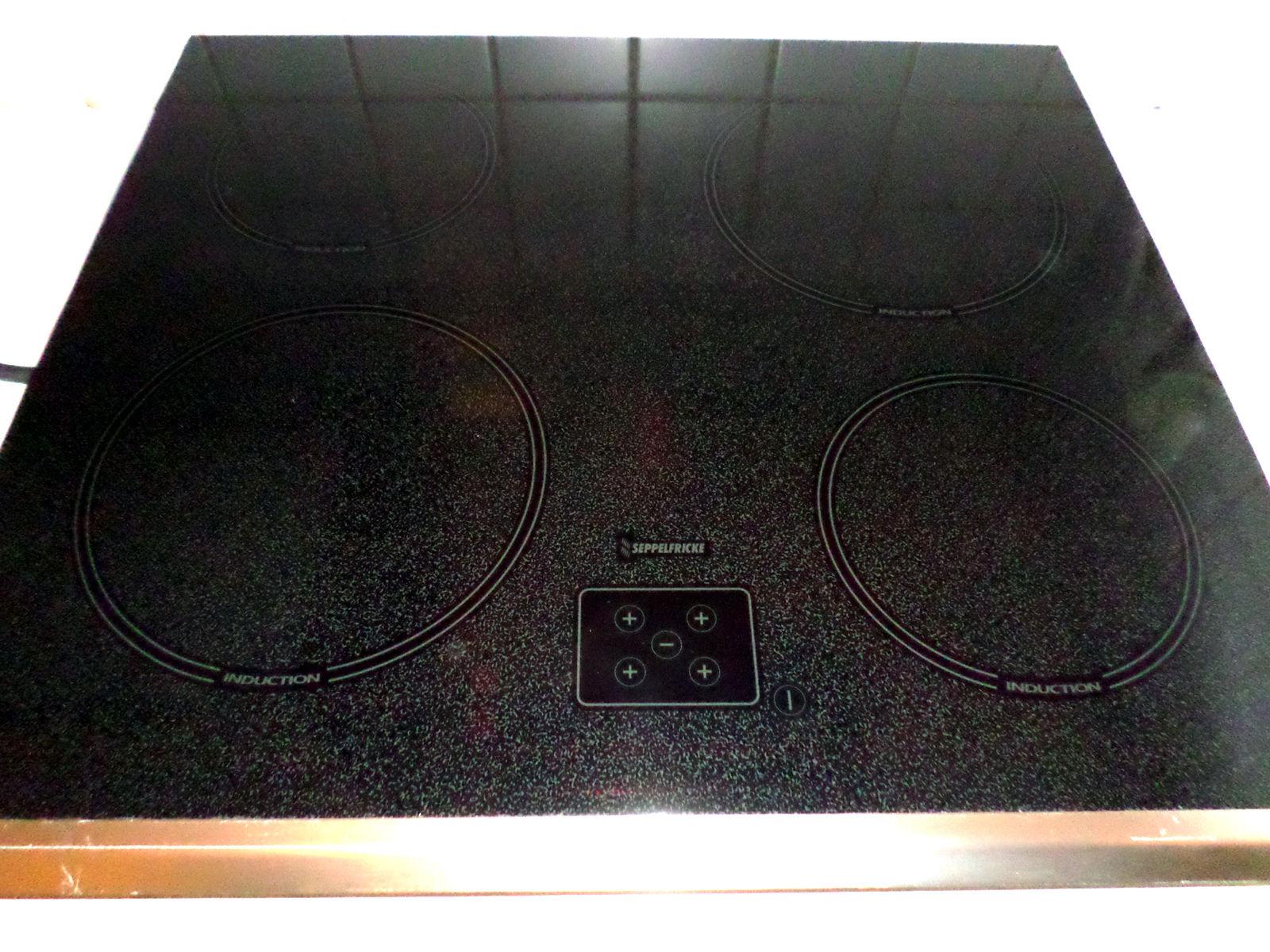 seppelfricke eki 5840 ec7400 induktion autark kochfeld. Black Bedroom Furniture Sets. Home Design Ideas