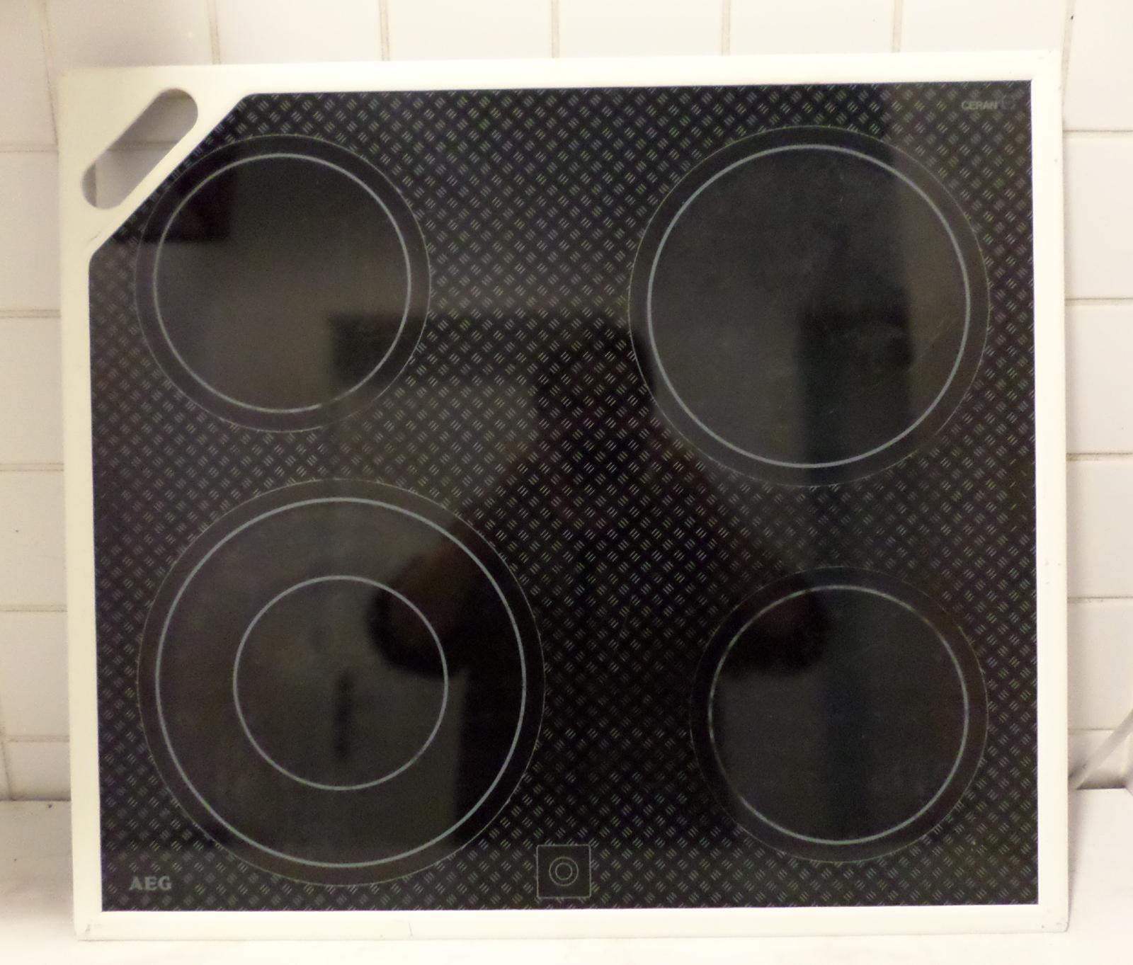 AEG Schott Ceran Glaskeramik Ersatzglas Austauschglas NUR