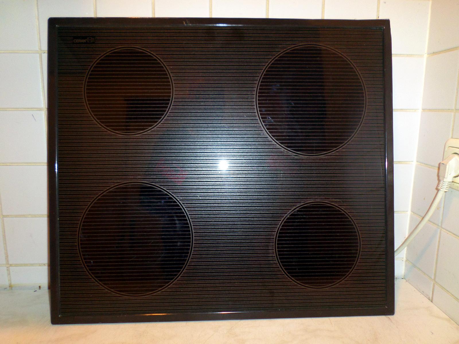 alno ame 2033 kb glaskeramik kochfeld gepflegtes 7 takt. Black Bedroom Furniture Sets. Home Design Ideas