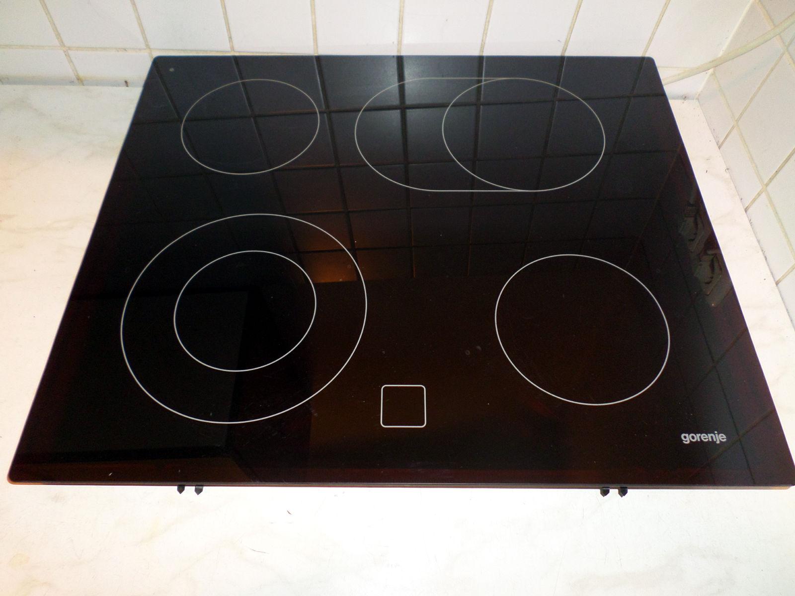 gorenje skp 631s ecd620esc glaskeramik kochfeld hilight. Black Bedroom Furniture Sets. Home Design Ideas