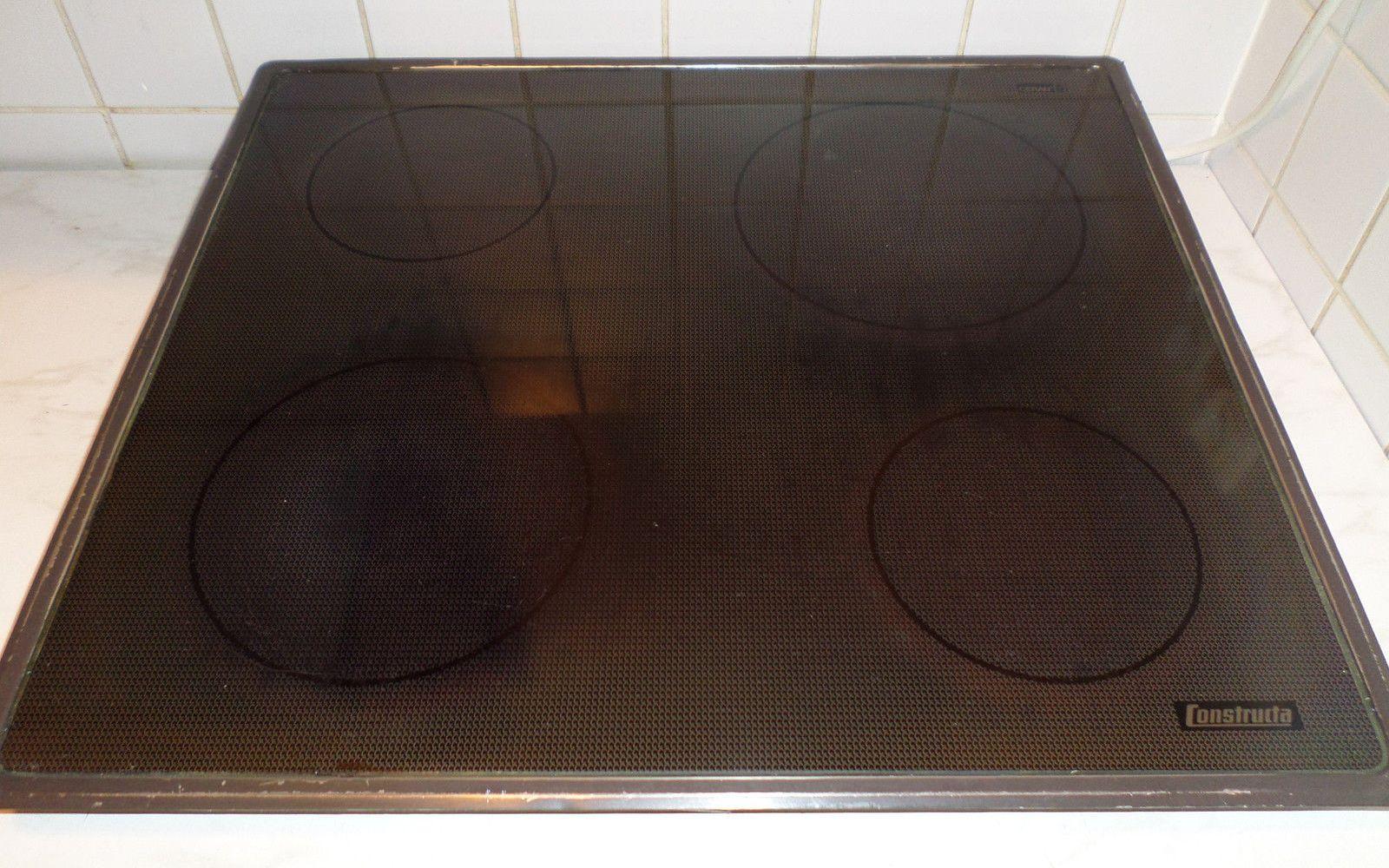 constructa cm 3011 glaskeramik kochfeld mit schott ceran. Black Bedroom Furniture Sets. Home Design Ideas